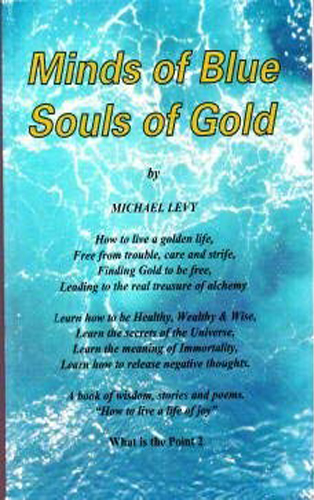 Minds of Blue, Souls of Gold Book Cover